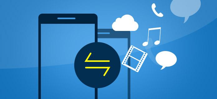 aplicativo para transferir arquivos entre ios e android