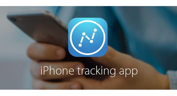 App de rastreo para iPhone