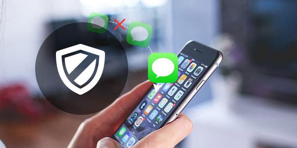 Bloquear mensagens SMS