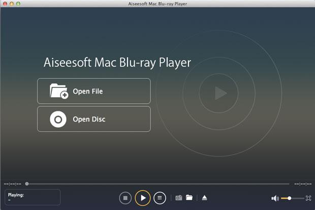 Blu-ray player Mac