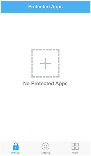 bloquear aplicaciones