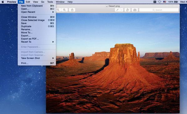 Exportar en formato PDF
