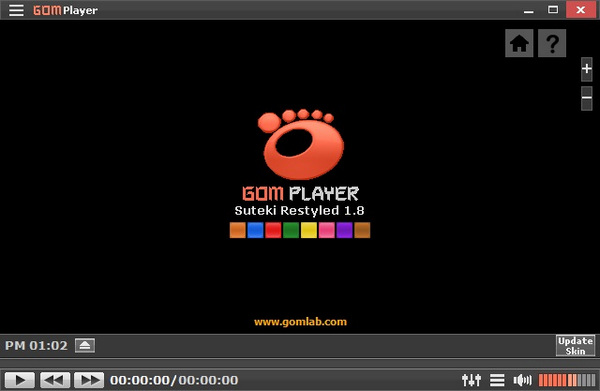gom player for mac os x