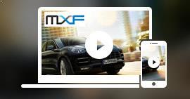 Reproduce MXF en tu ordenador/móvil