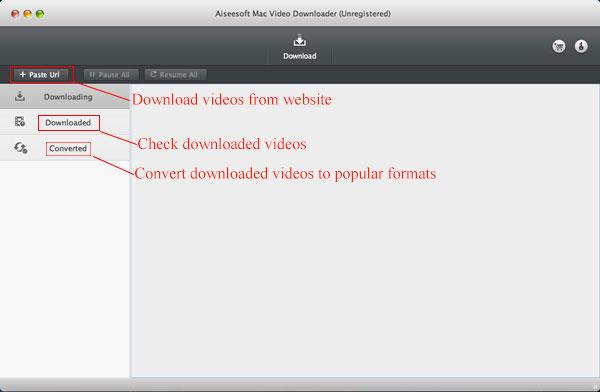 passo 1 maneira simples para baixar videos