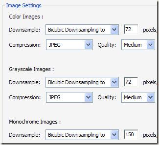passo 3 reduzir pdf com adobe optimizer