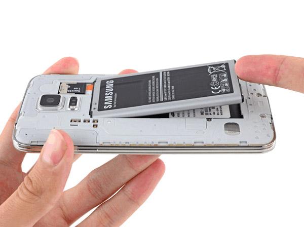 remover a bateria