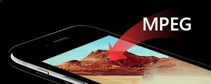 Reproducir archivo MPEG en iPad/iPhone