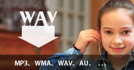 Convertir WAV a MP3/WMA