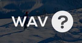 Qué es WAV