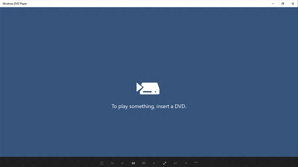 windows dvd player software