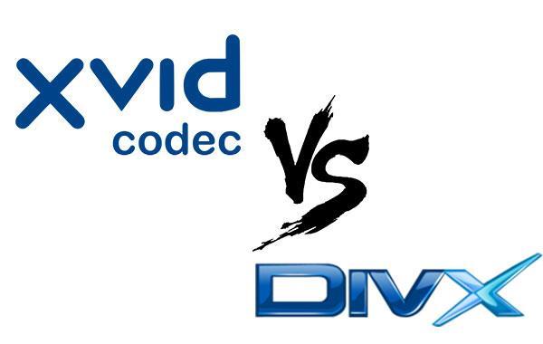 Xvid y DivX
