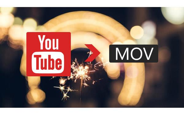 Convertir YouTube a MOV