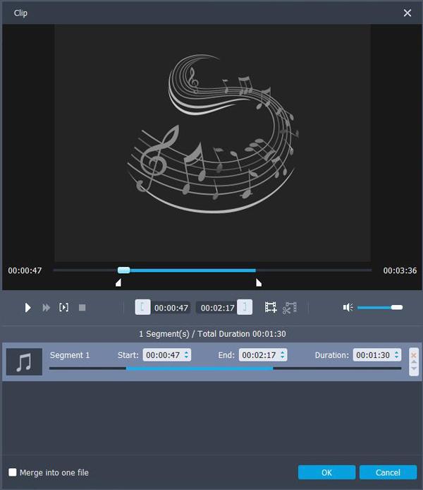 cortar audio