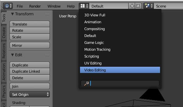 alternativa a Blender editor de video