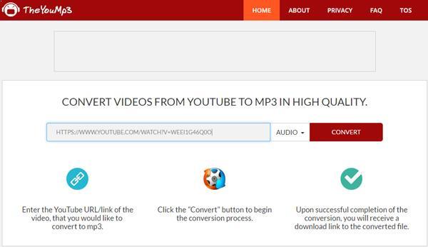 aplicación para descargar musica