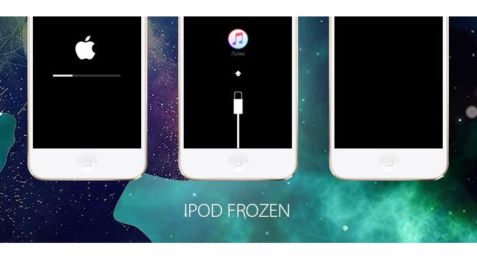 Como resolver iPod travado