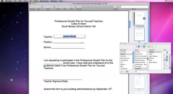passo 2 editar gratuitamente arquivo pdf