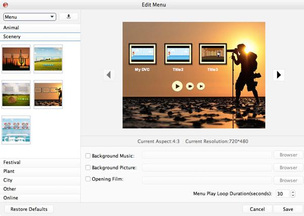 passo 3 como gravar idvd no mac