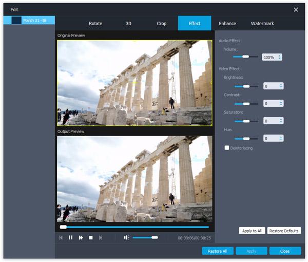 passo 3 melhor editor de video pc mac
