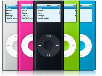 Passos para corrigir primeiras gerações iPod