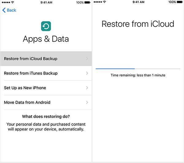 restaurar iphone inactivo