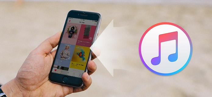 sincronizar musicas itunes iphone