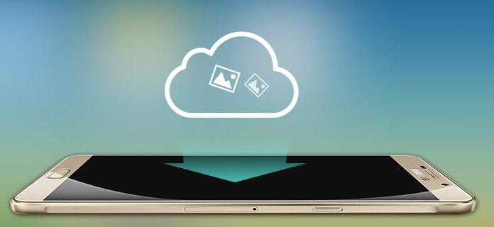 transferir fotos icloud para android