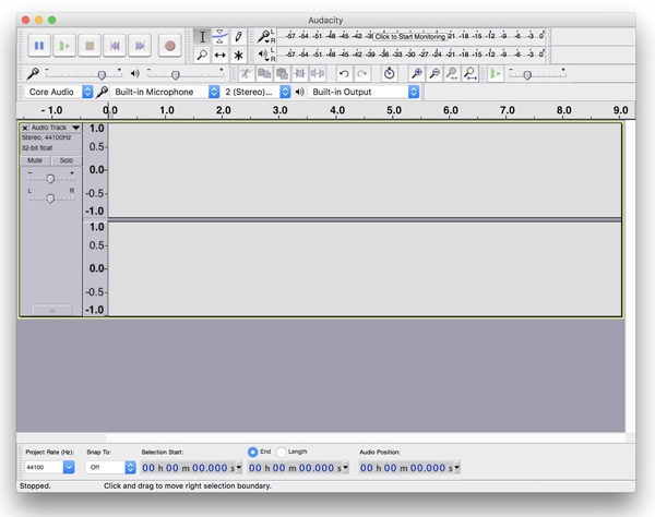 audacity mac