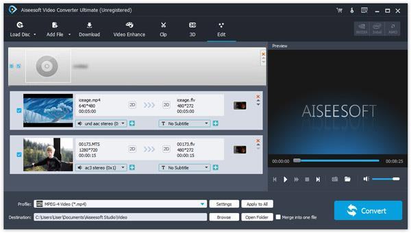 Aiseesoft Converter Ultimate