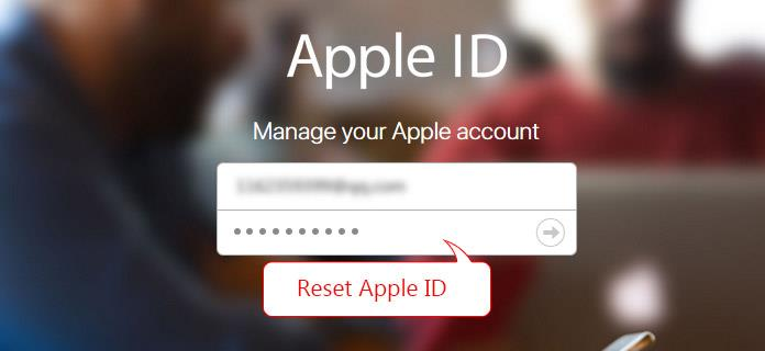 recuperar id apple
