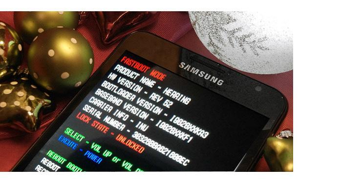 Desbloquear bootloader Samsung