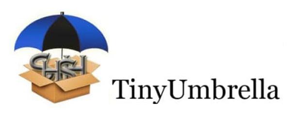 Como usar o aplicativo TinyUmbrella