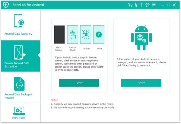 passo 1 corrigir android modo recuperacao