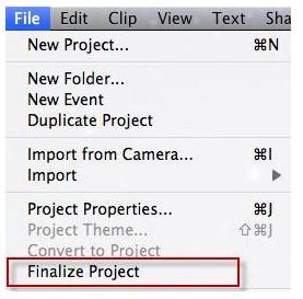passo 2 como exporat como projeto