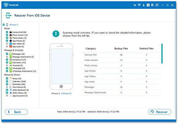 passo 2 restaurar iphone sem itunes icloud