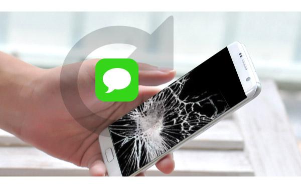 recuperar mensagens telefone quebrado