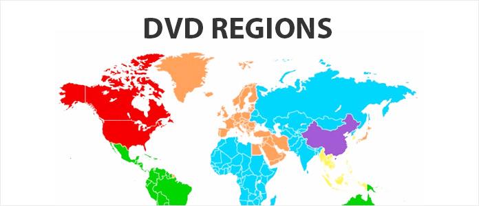 regioes de dvd