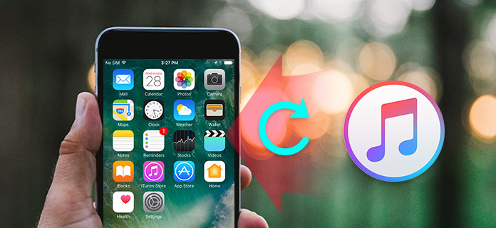 restaurar iphone pelo itunes