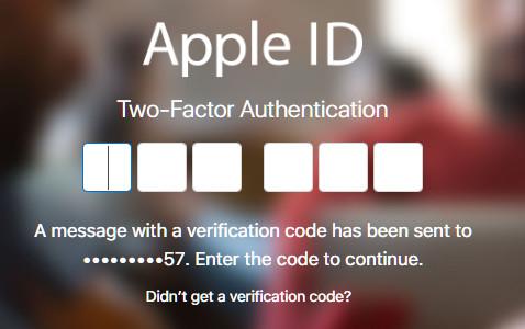 Desativar a autentificação em dois passos
