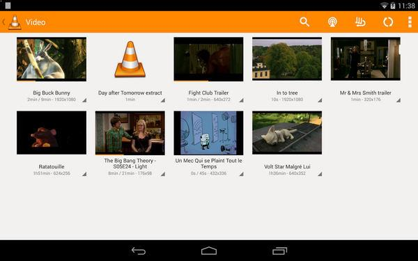 reproductor de video android