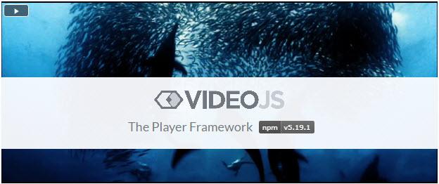 VideoJS HTML5