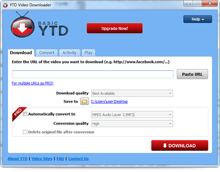 ytd video downloader windows