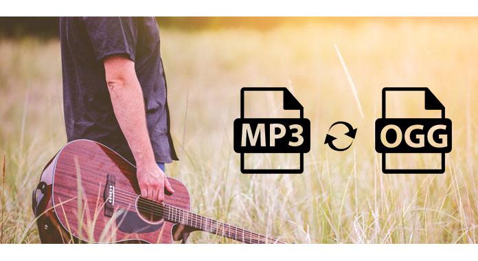 Converter MP3 para OGG