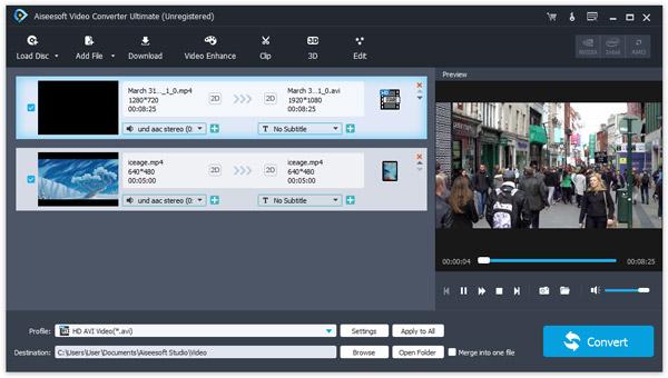 Converter vídeos torrent