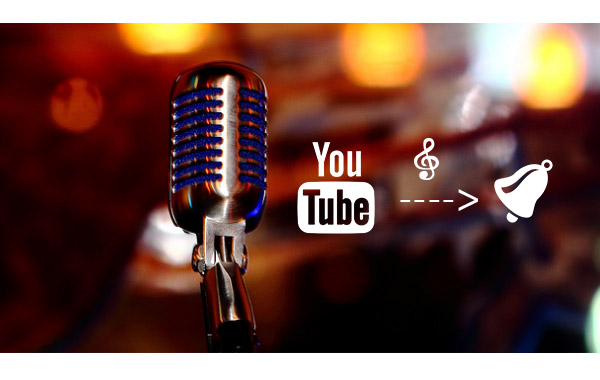 Converter youtube para ringtone