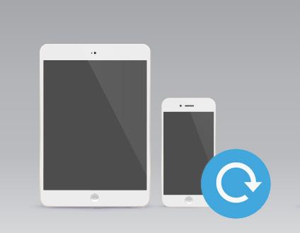 Cree copias de seguridad de iPhone / iPad / iPod