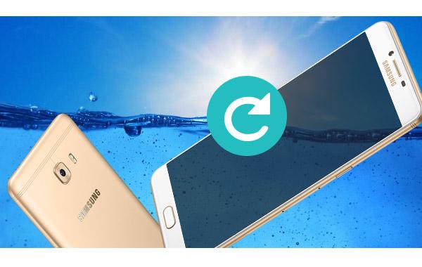 consertar telefone danificado agua