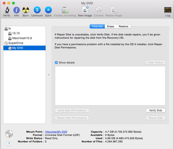 img 1 como gravar dvd no mac