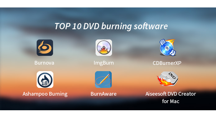 melhores software gravacao dvd